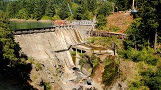 Condit Dam (USA)