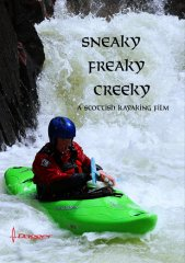 Sneaky Freaky Creeky - A Scottish Kayaking Film
