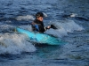 David B at the Ness Wave