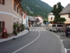 Bovec...a lovely wee place...the restaurant on the left of the picture is fab!